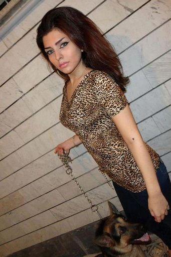 Persian Girl 12