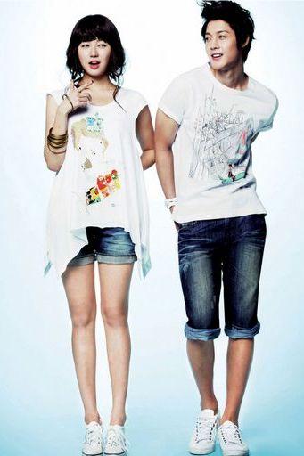 Yoon Eun Hye dan Kim Hyun Joong