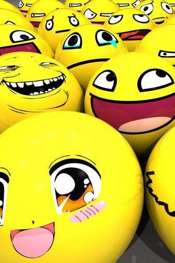 Funny Smileys 1
