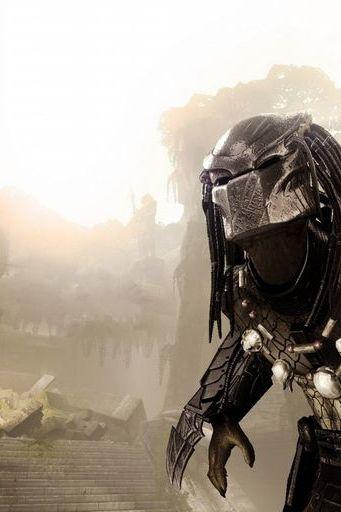 Alien Predator Game