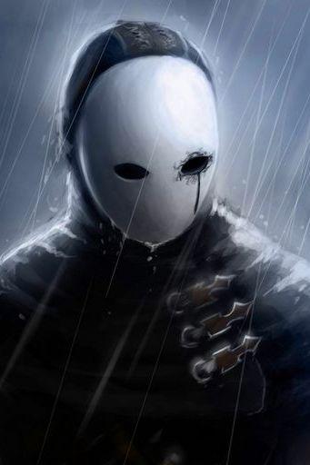 Mask Dark Souls 2 Game