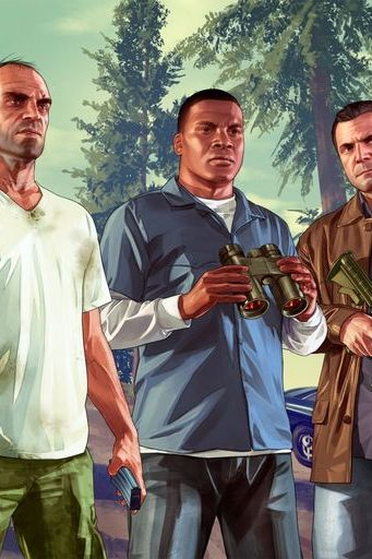 Grand Theft Games