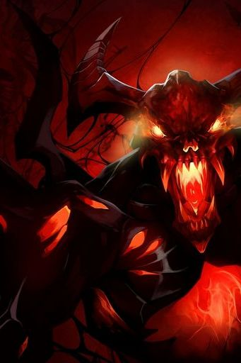 Dota 2 Shadow Fiend