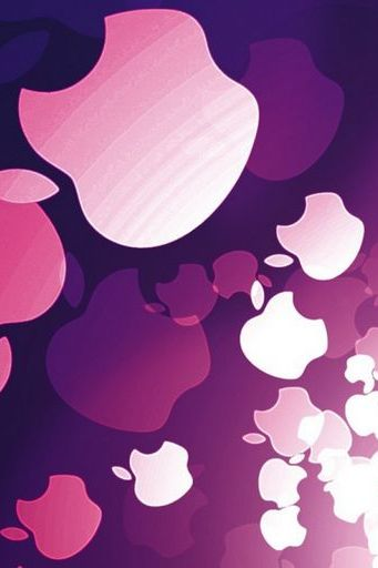 Apple Pink Logo