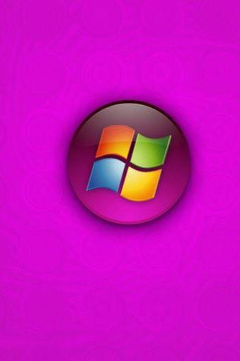Windows 8 Dark Pink
