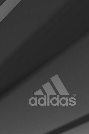 Adidas Grey Logo