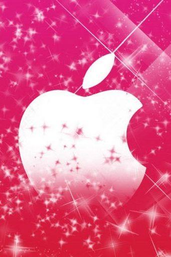 Apple Neon Light