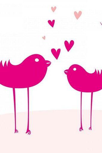 Sevgililer Kuş