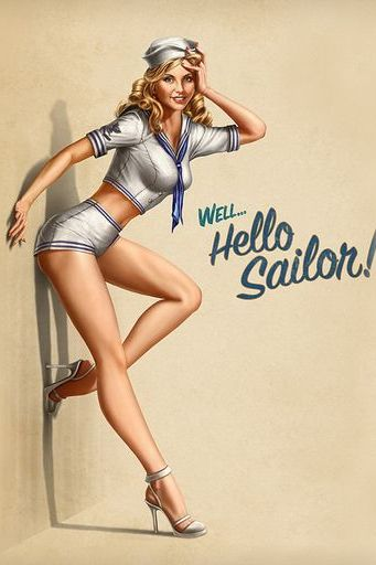 Pin-Up Gal