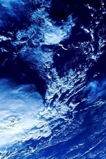 Land View From Space