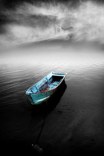 Colored Boat
