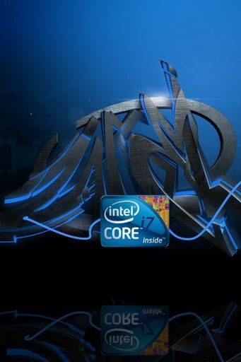 3D Graffiti - Intel
