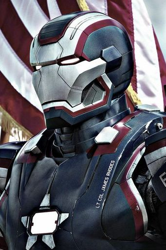 Iron Man Copsuite