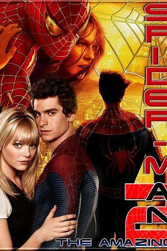 Challenge 97 - Spiderman2 Poster