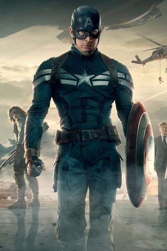 Captain America Der Winter Soldier Film