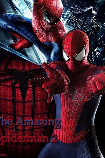 Herausforderung 97 - Spiderman2 Poster