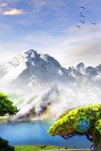 Natur Fantasie