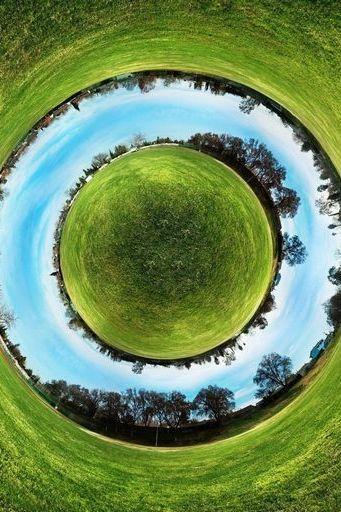 Green Cirlce
