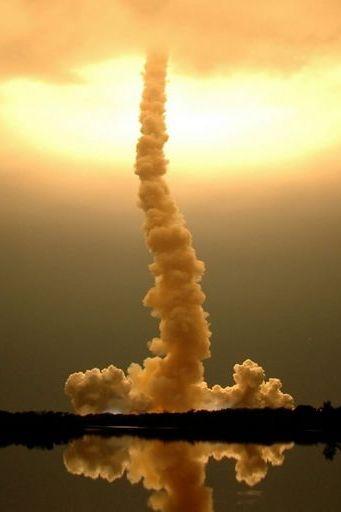 Rocket Smoke
