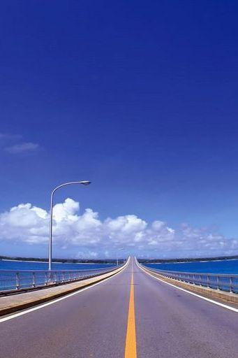 Blue Skies Bridge Road