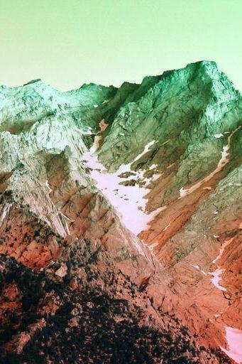 Pointy Mountain Green