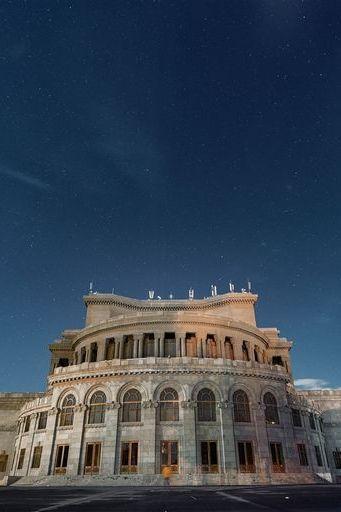 Armenia Yerevan Building