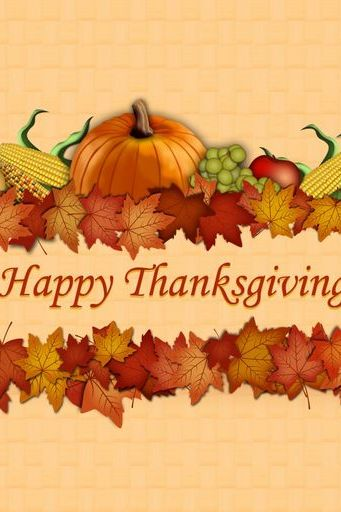 Happy Thanksgiving 4