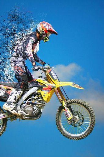 Motocross Jump