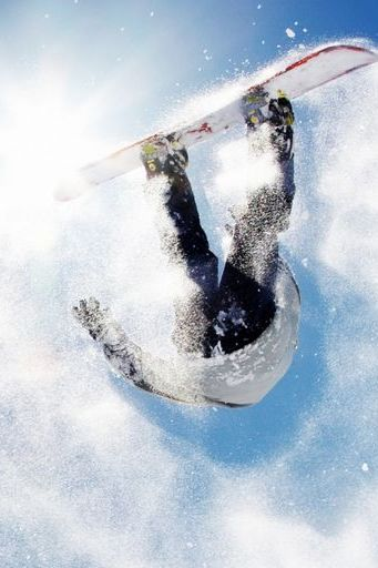 Xtreme Snowboarding