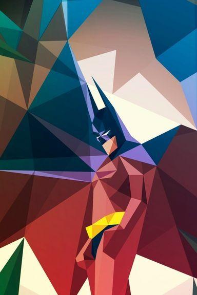 Batman Triangles