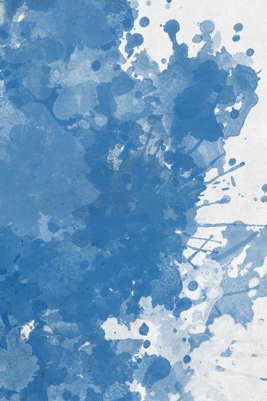 Blue Splatch