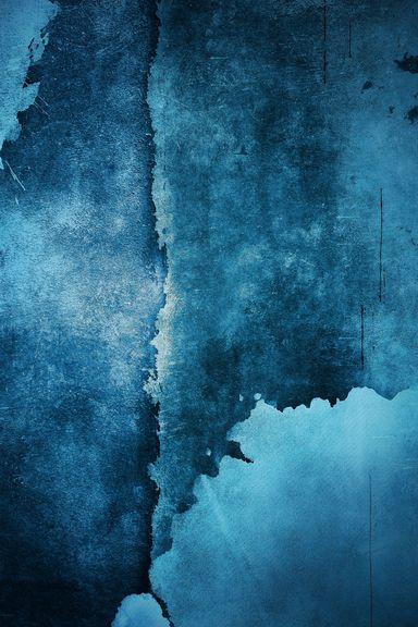 Niebieski Beton