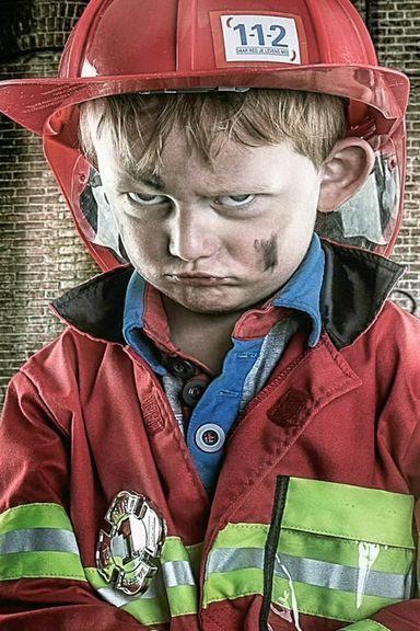 Grumpy Boy