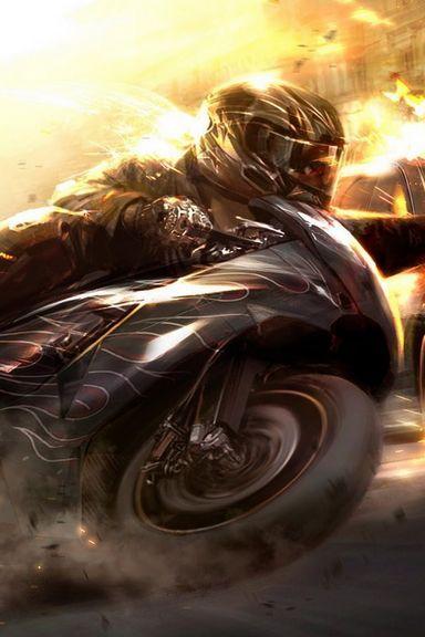 Fire Wheelman - Z10