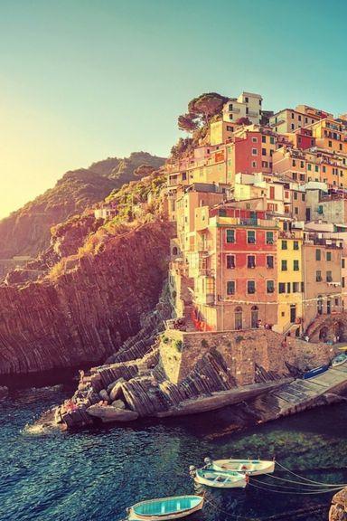 Riomaggiore-Vacations