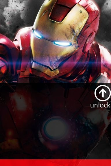 Iron Man - Windows Phone