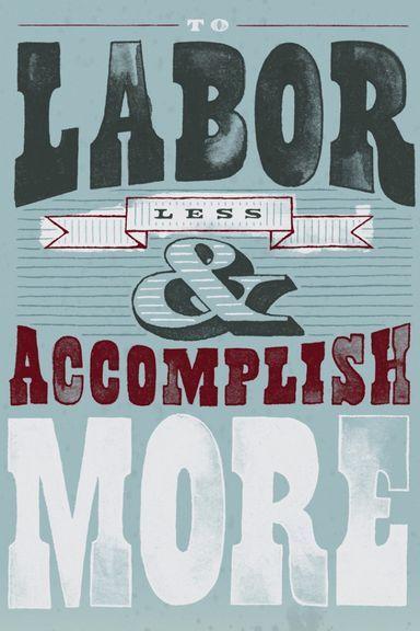 노동력 감소