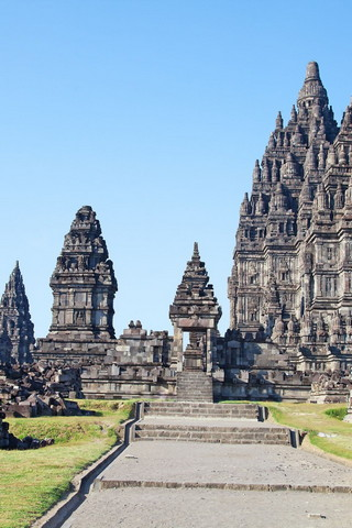 Hindu Temple Indonesia