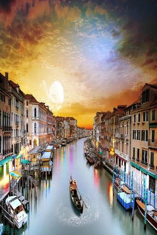 प्रकृति वेनिस इटली
