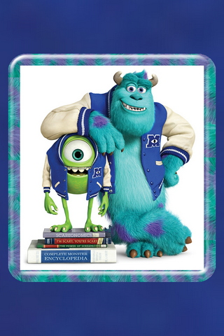 Mike And Sulley 640х960