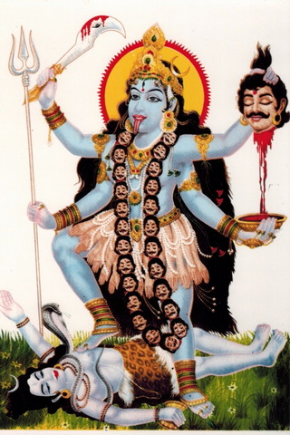 Déesse Kali Maa