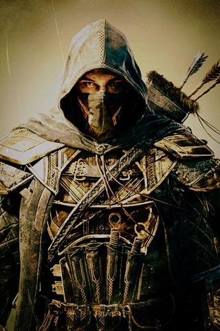 Nightblade Archer Elder Scrolls Online