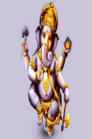Powerful Ganesha