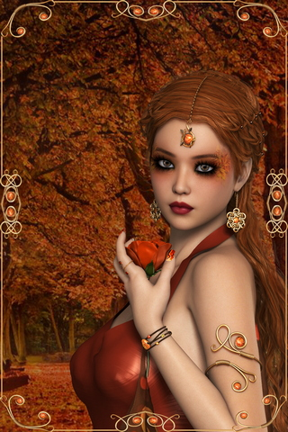 Mistress Of Autumn