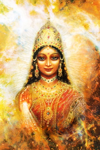 Kind Hearted Lord Lakshmi