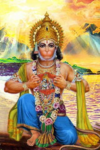 Hanuman God