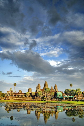 Angkor Wat Full view