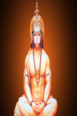 Powerful Hindu God Hanuman God