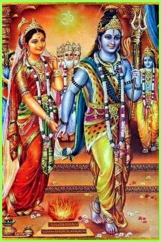 Krishna Radha God