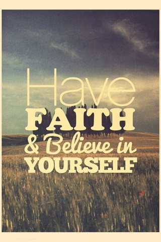 Иметь веру